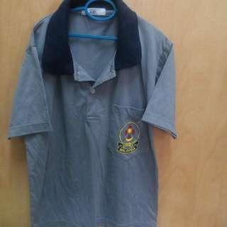 Baju T-shirt Pengakap