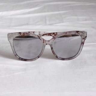 Marble Framed Sunglasses