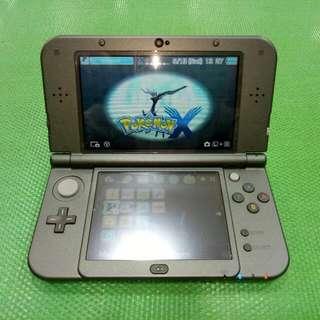New Nintendo 3DS XL (Black)