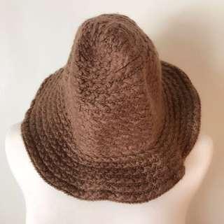 100%羊毛帽👍