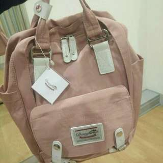 DOUGHNUT BACKPACK NEW PINK PASTEL