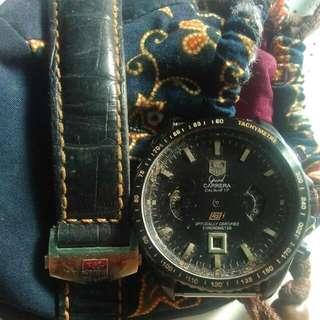 jam tangan Tag Heuer original