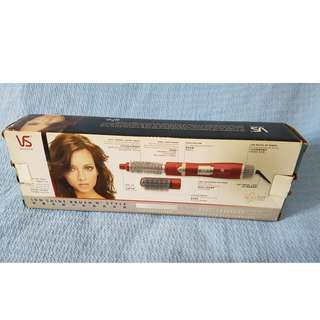 VIDAL SASSOON Travel Ion Hair Brush Dryer