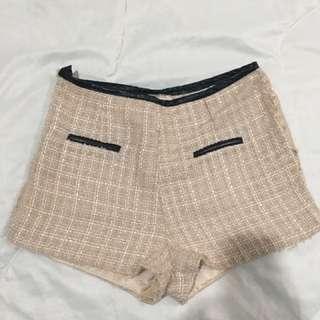 high fashion shorts