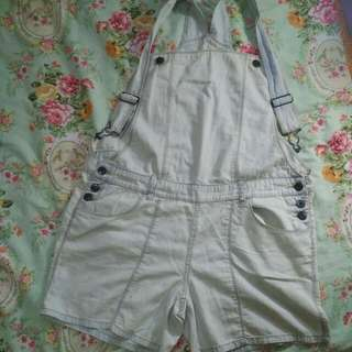 Preloved Overall Short