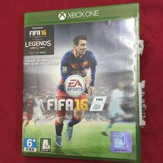 Fifa 16. Xbox One