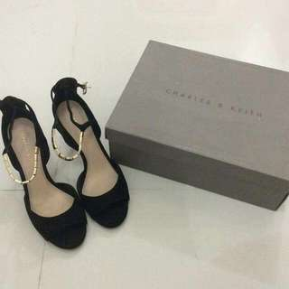 REPRICED Charles and Keith Size 5