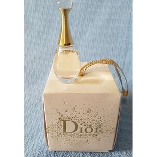 Jadore by Dior Eau De Parfum 5ml
