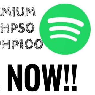 RESELLING OF SPOTIFY PREMIUM 2 MONTHS