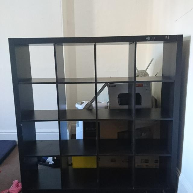 16 IKEA Cube Shelving Unit