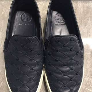 100% Real Tory Burch Slip On