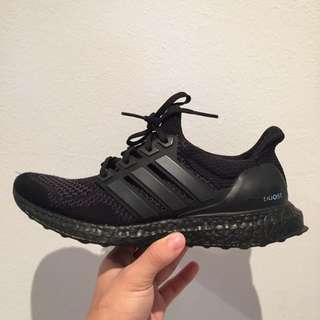 Ultra Boost Triple B 1.0