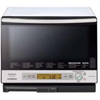 Hitachi Superheated Steam Microwave Oven 33L MRO-AV100E