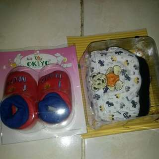 Take All 25rb Sepatu&topi Bayi