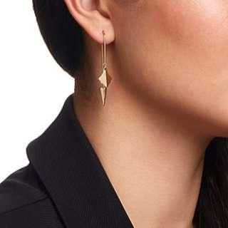 Mimco Poplar Drop Earrings
