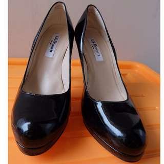 UK Designer Shoes - LK Bennet, Pump Shoes, 12cm