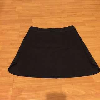 Minimal Mini Skirt