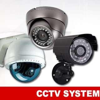CCTV Installation & Data Communication