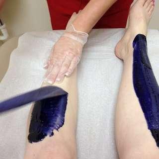 Depilatory Stripless Hair Removal Wax