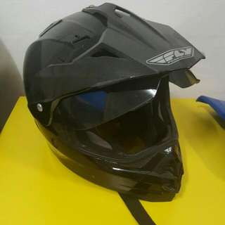 FLY Racing DS Helmet