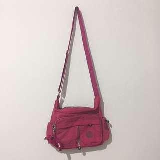 Kipling Bag In Fuschia