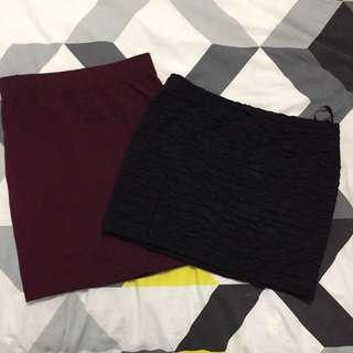 Supre Mini Skirts
