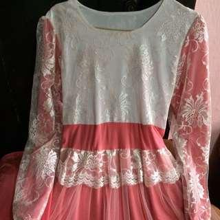 Hijab-Long Dress