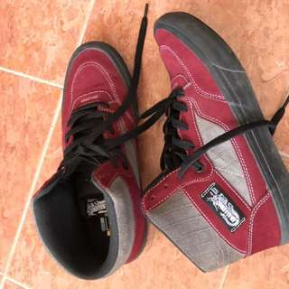 vans limited edition cab 5