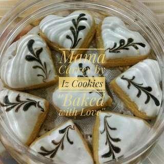 BISKUT RAYA Homemade Cookies By IZ COOKIES