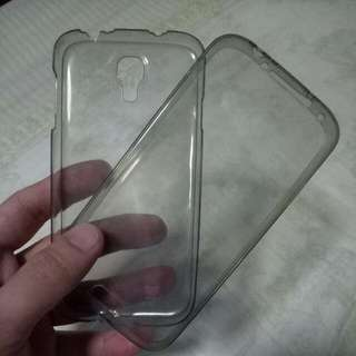 Samsung Galaxy S4 Clear Case (double sided)