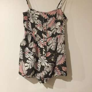 Perfect Strangers Playsuit