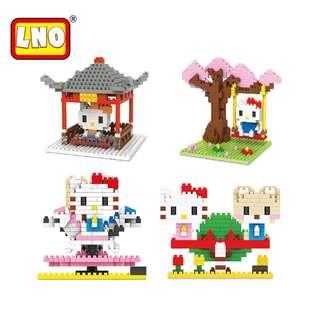 Hello Kitty Nanoblocks - LNO
