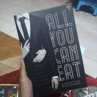 Novel All You Can Eat - Christian Simamora