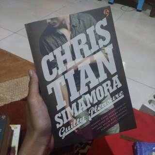 Novel Guilty Pleasure - Christian Simamora