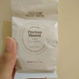 REFILL ETUDE HOUSE PRECIOUS MINERAL ANY CUSHION