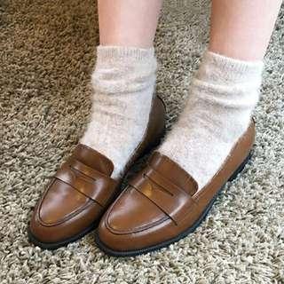 日本 Enchanted 真牛皮 學生鞋