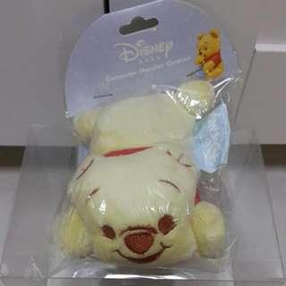 小熊維尼電腦擦鏡布玩偶 Winnie The Pooh Computer Monitor Cleaner