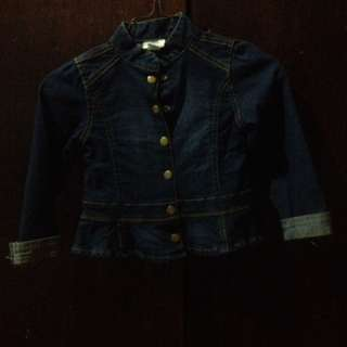 Kids-Denim Jacket