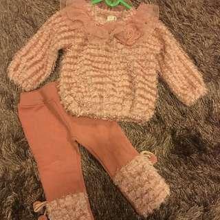 Baby Winter Cloths