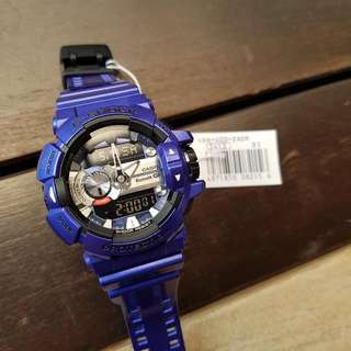 Good Condition Authentic G-Shock Bluetooth Watch GBA400-2ADR
