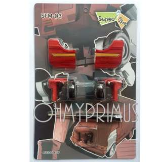 Shadow Fisher Hip Upgrade  - SF-M03 for MP-27 Ironhide