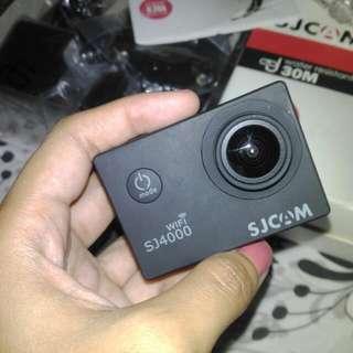 SJCAM4000 with WIFI