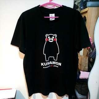 熊本熊/黑熊 短T