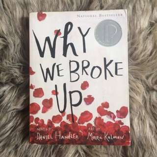 Why We Broke Up (REPRICED)