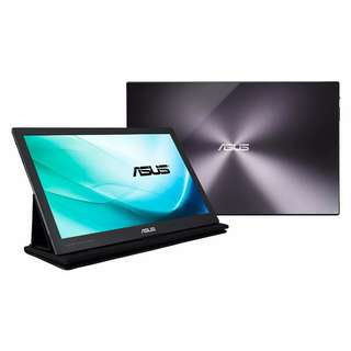 "ASUS MB169C+ 15.6"" Full HD 1920x1080 IPS USB Type-C Powered Eye Care Portable Monitor"