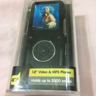 """Brand New Dick Smith 1.8"""" Video & MP3 Player"""