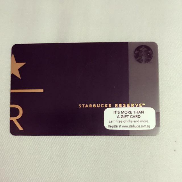 $92 For $100 Starbucks Card