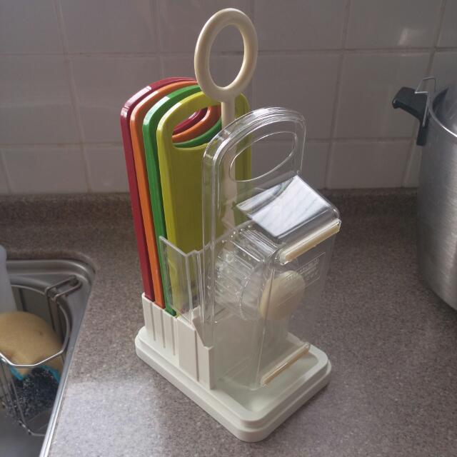 日本食物切片切絲處理器