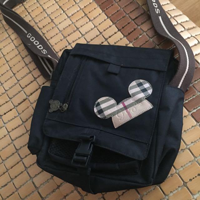 二手側背包