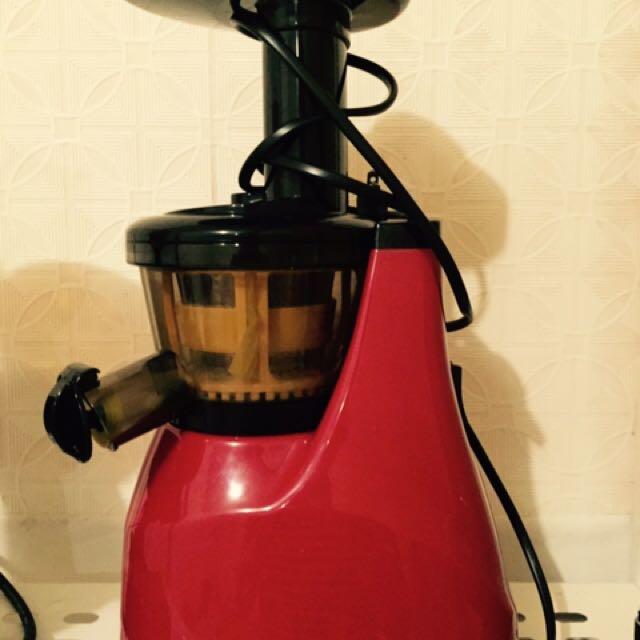 鍋寶慢磨機